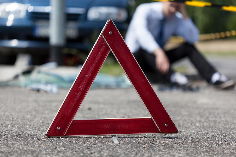 Аварий с участием пьяных водителей становиться меньше