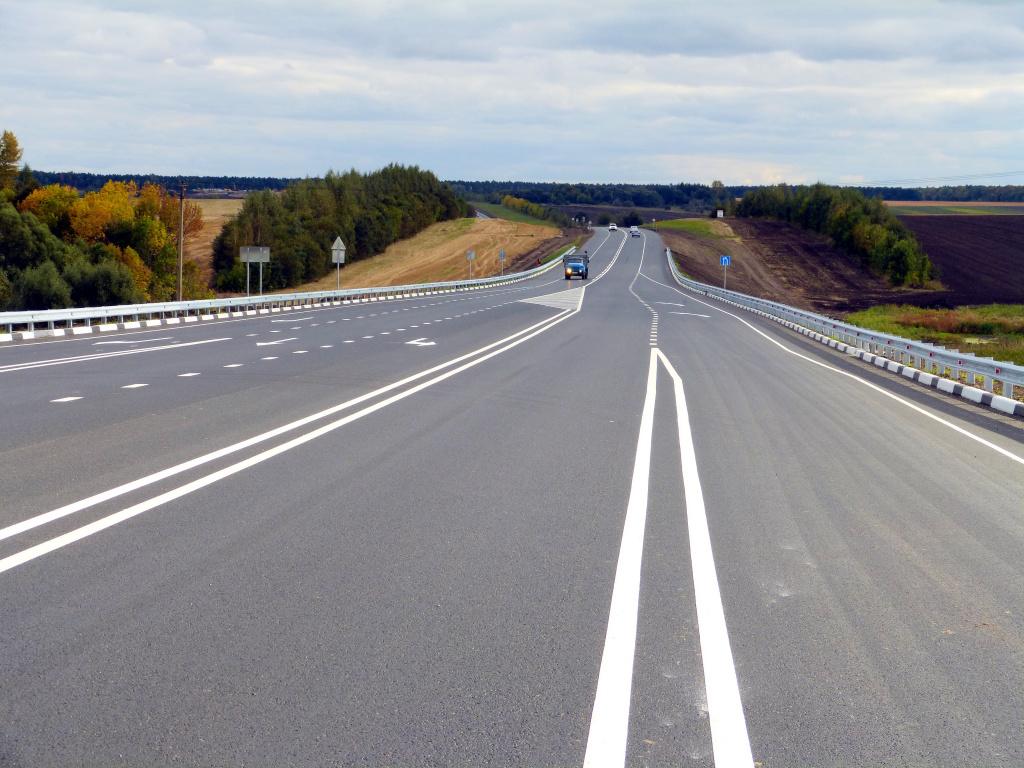 Где в России самые лучшие дороги